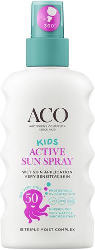 ACO Kids Pump Spray SPF 50+