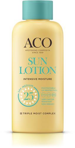 ACO Sun Lotion SPF 25