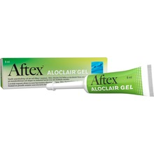 Aftex Aloclair Aftex Aloclair Gel 8 ml