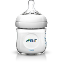 Avent Natural flaska 125 ml st