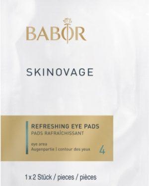 Babor Skinovage Balancing Refreshing Eye Pads 5 X 2