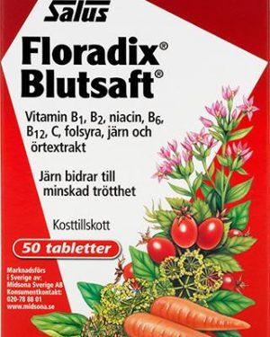 Blutsaft tabletter