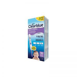 Clearblue Avancerat Ägglossningstest - 10 Test