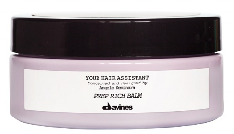 Davines Your Hair Assistant Prep Rich Balm Travelsize