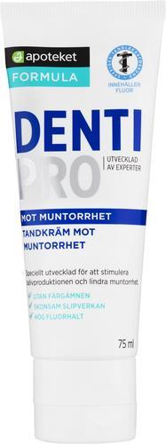 tandkräm utan fluor apoteket