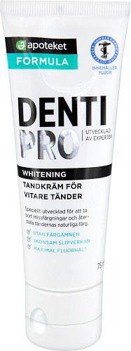 DentiPro Tandkräm Whitening