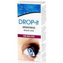 Drop-it Brightness Red eyes Ögondroppar för röda ögon 10 ml
