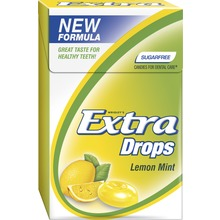 EXTRA DROPS Lemon Mint 33g