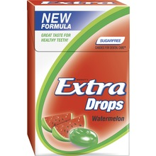 EXTRA DROPS Watermelon 33g