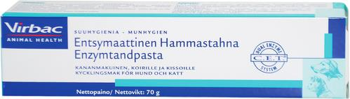 Enzymtandpasta