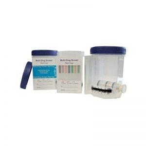 First Sign Multi Narkotikatest (8-i-1) - 5 Test