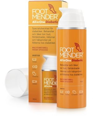 Footmender All In One Diabetic 150ml