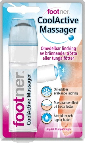 Footner CoolActive Massager, 50 ml