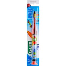 GUM Junior Light-up Toothbrush 5-12 1 st