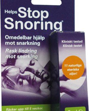 Help Stop Snoring