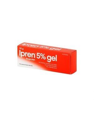 Ipren 5% 50 gram Gel