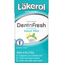 Läkerol DentaFresh Sweetmint 36 gram