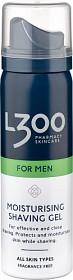 L300 For Men Moisturising Shaving Gel, 50 ml