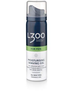 L300 for men Moisturising Shaving Gel 50 ml