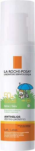 LRP Anthelios Baby Sollotion SPF 50+