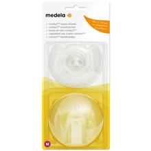 Medela Contact amningsvårtskydd medium 1 par