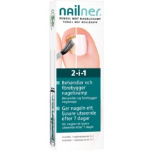 Nailner 2in1 brush nagelsvampsbehandling 5 ml