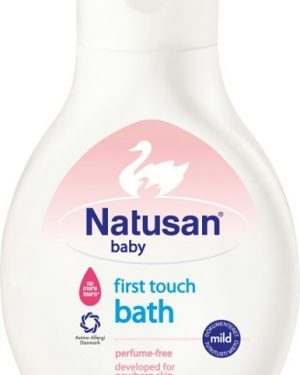 Natusan First Touch Bath Baby Tvål, 250ml