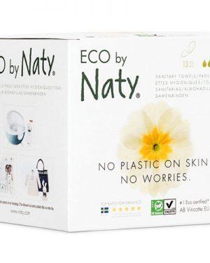 Naty Ekologiska bindor