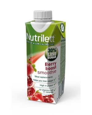 Nutrilett Berry Boost Smoothie 330ml