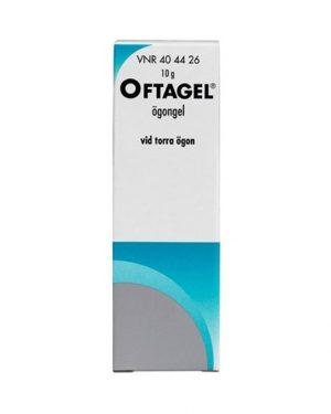 Oftagel 2,5mg/G 10 gram Ögongel