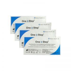 One Step Våldtäktsdrog - 10 Test