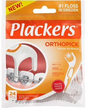 Plackers Orthopick 24st