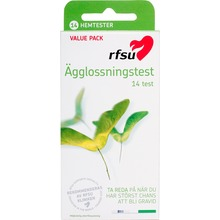 RFSU Ägglossningstest 14-pack