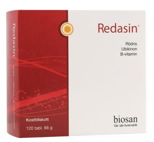 Redasin, 120 tabletter