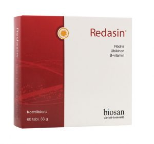 Redasin, 60 tabletter
