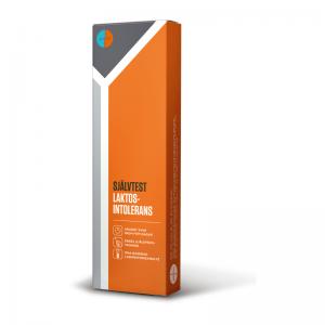 Självtest Laktosintolerans - 1 Test