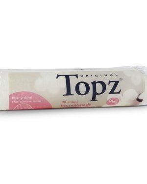 Topz Bomullsrondeller 80 st