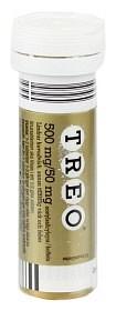 Treo brustablett, 500 mg/50 mg, 10 st