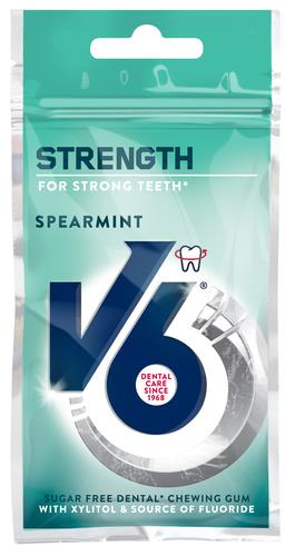 V6 Strong Teeth with Fluor