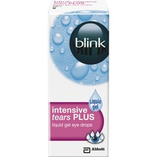 blink Intensive Tears Plus 10ml 10 ml