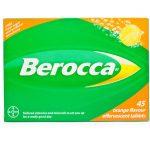 Berocca Performance Apelsin 45st 3x15st - 45 Brustabletter