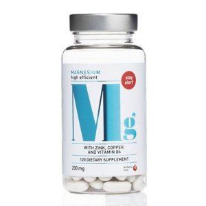 BioSalma Magnesium 200 mg 120 tabletter