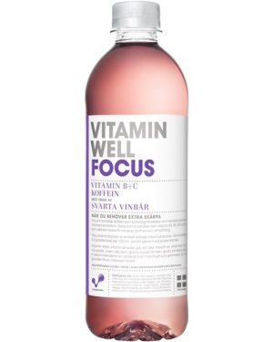 Vitamin Well Focus U Kols