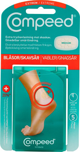Compeed Blåsor Extreme