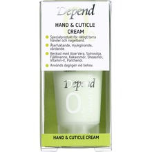 Depend O2 Hand & Cuticle Creme 20 ml