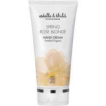 EstELLE & THILD Spring Rose Hand Cream 50ml