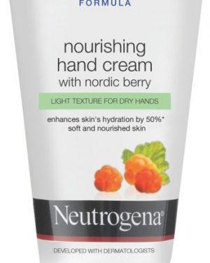 Neutrogena Nourishing Hand Cream Nordic Berry, 75 ml