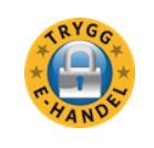 trygg e handel symbol