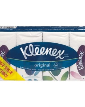 Kleenex Original, Näsduk 8-pack