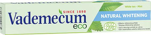 Vademecum Eco Tandkräm